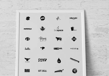 Logos, Lots of Logos